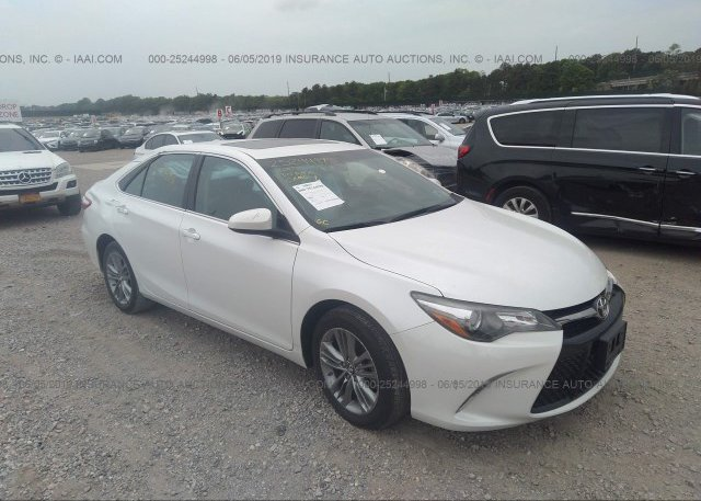 Inventory #952517718 2017 Toyota CAMRY
