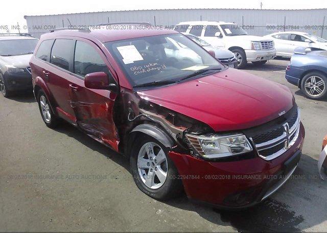 Inventory #551630172 2012 Dodge JOURNEY