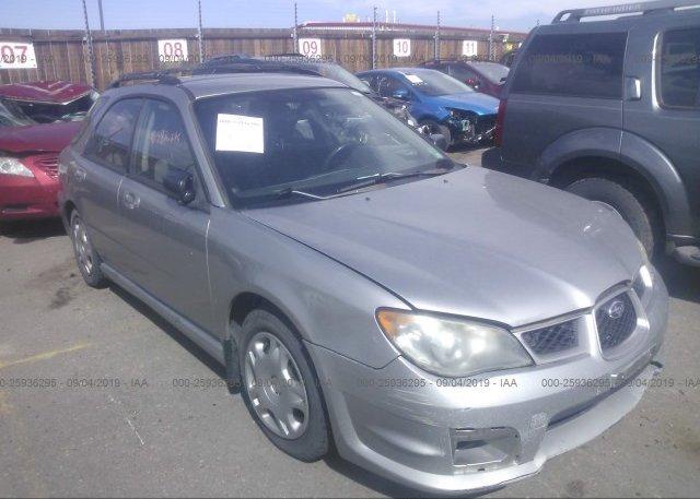 Inventory #200293907 2006 Subaru IMPREZA