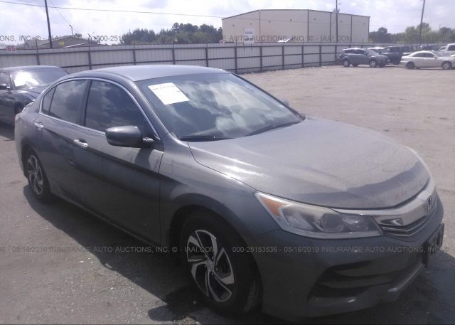 Inventory #296763987 2016 Honda ACCORD