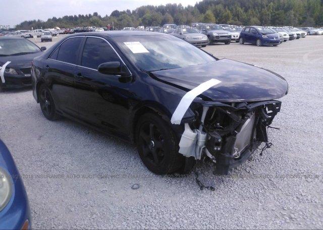 Inventory #988955431 2012 Toyota CAMRY