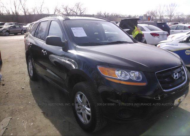 Inventory #274832411 2010 Hyundai SANTA FE