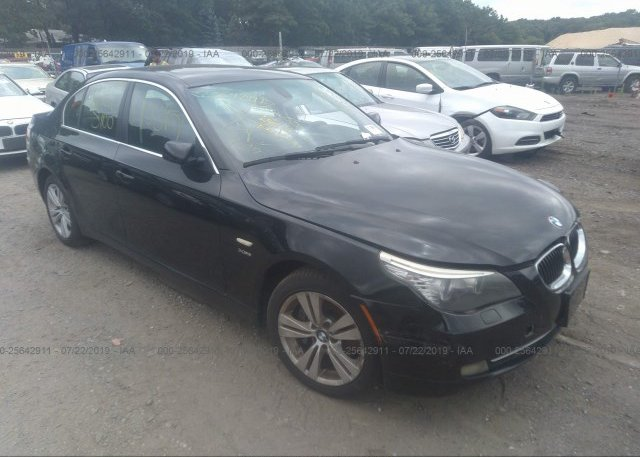 Inventory #923281756 2009 BMW 528