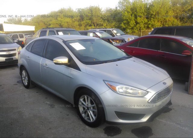 Inventory #576854874 2017 FORD FOCUS