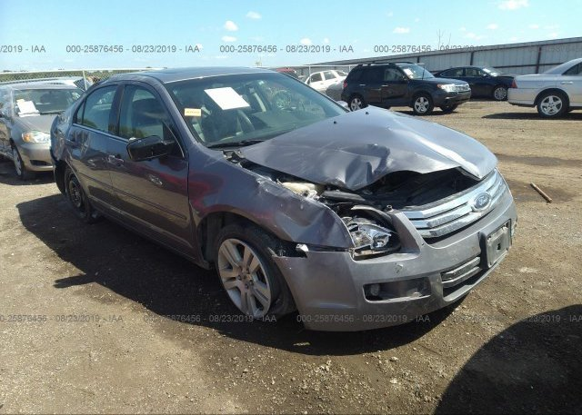 Inventory #967951641 2006 FORD FUSION