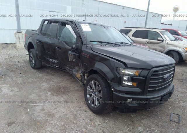 Inventory #791561626 2016 FORD F150