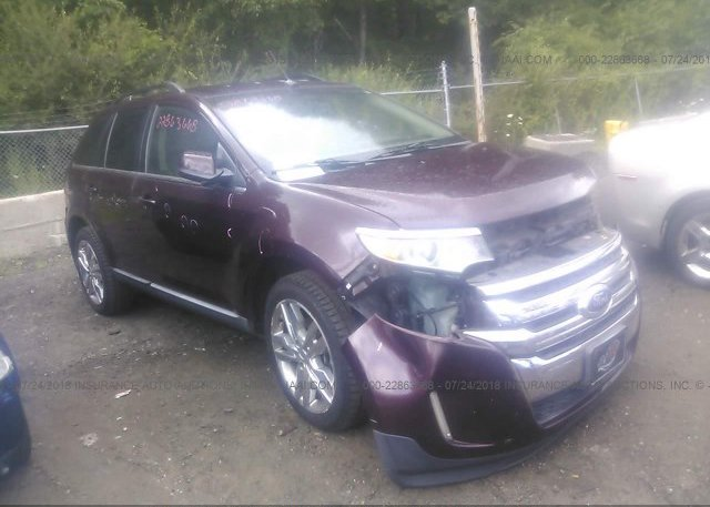 Inventory #615556272 2011 FORD EDGE