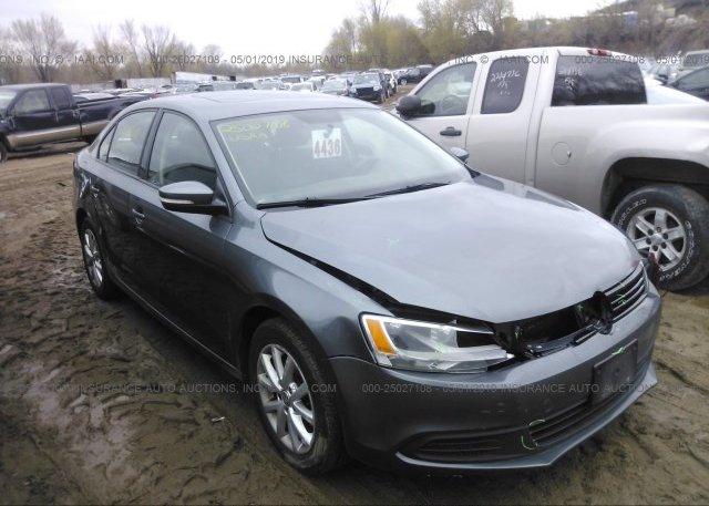 Inventory #166983408 2012 Volkswagen JETTA