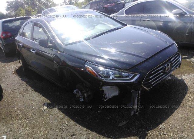 Inventory #302940429 2018 Hyundai SONATA