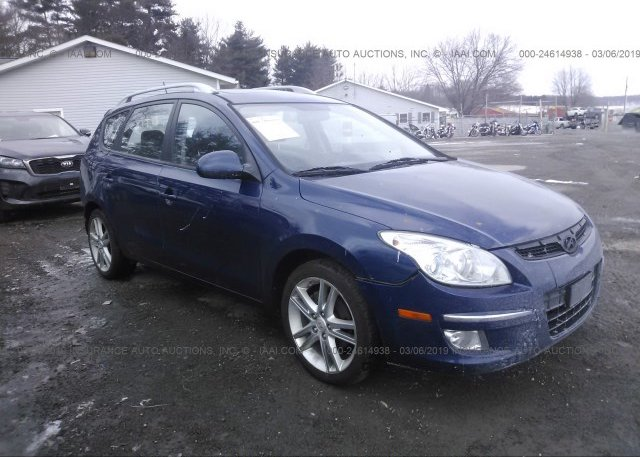 Inventory #297260132 2012 Hyundai ELANTRA TOURING