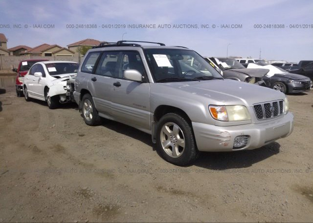 Inventory #271413623 2001 Subaru FORESTER