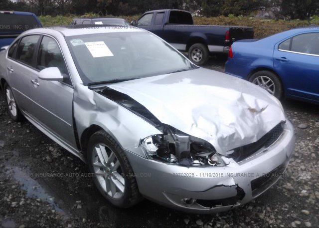 Inventory #403762918 2012 Chevrolet IMPALA