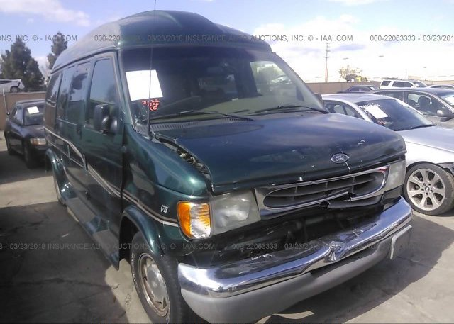 Inventory #643583858 2001 FORD ECONOLINE
