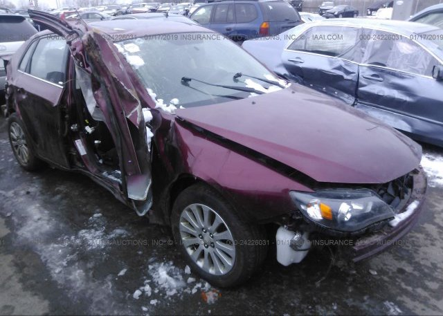 Inventory #690221831 2011 Subaru IMPREZA