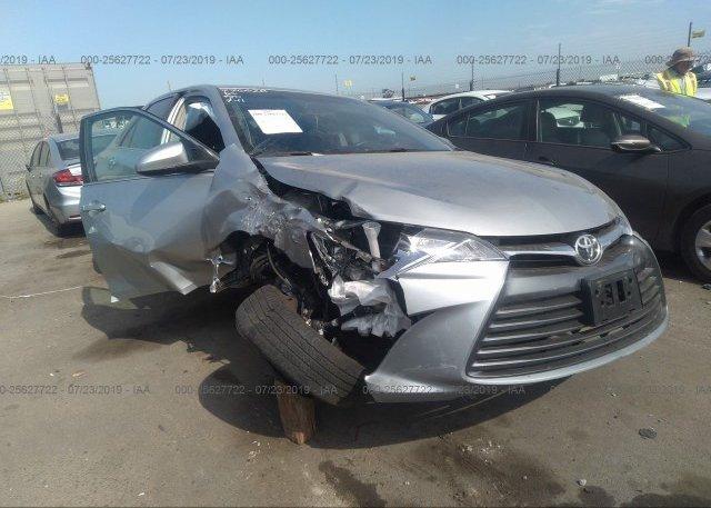 Inventory #760405989 2017 Toyota CAMRY