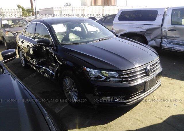 Inventory #577380888 2016 Volkswagen PASSAT