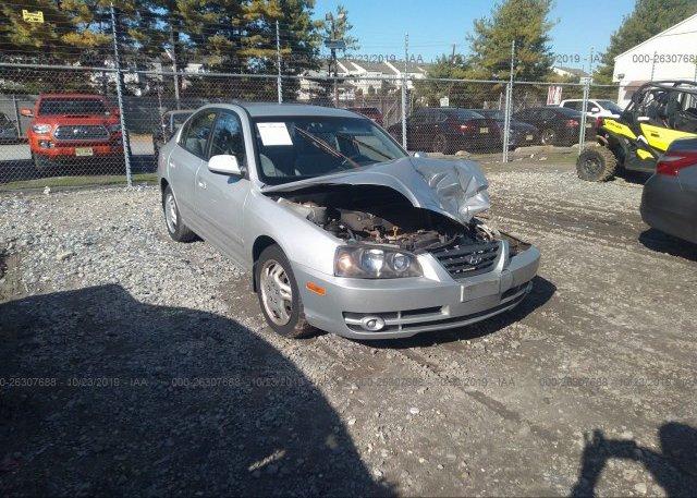 Inventory #590972326 2005 Hyundai ELANTRA