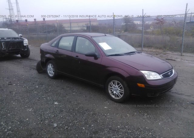 Inventory #723943795 2006 FORD FOCUS