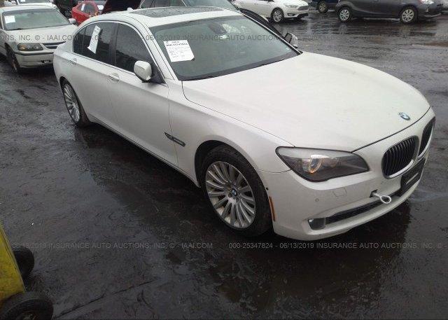 Inventory #284271078 2012 BMW 750