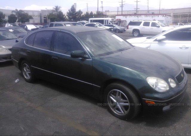 Inventory #558720594 1999 Lexus GS