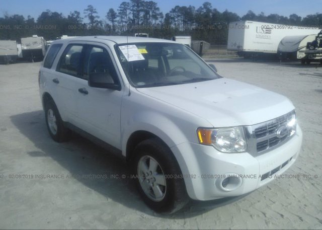 Inventory #991506964 2011 FORD ESCAPE