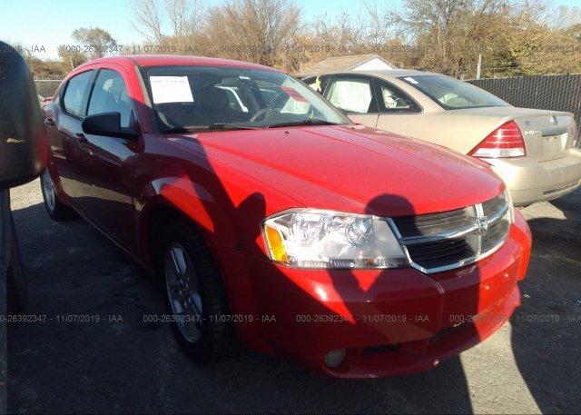 Inventory #307023071 2008 Dodge AVENGER