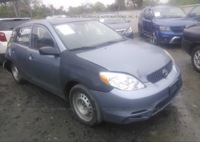 Inventory #437007117 2003 Toyota COROLLA MATRIX