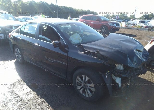 Inventory #723314837 2014 Honda ACCORD