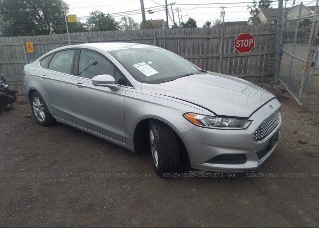 Inventory #240815460 2015 FORD FUSION