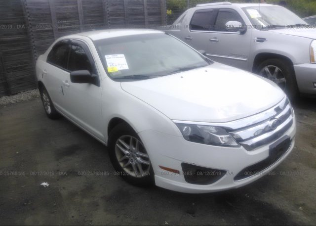 Inventory #625172519 2011 FORD FUSION