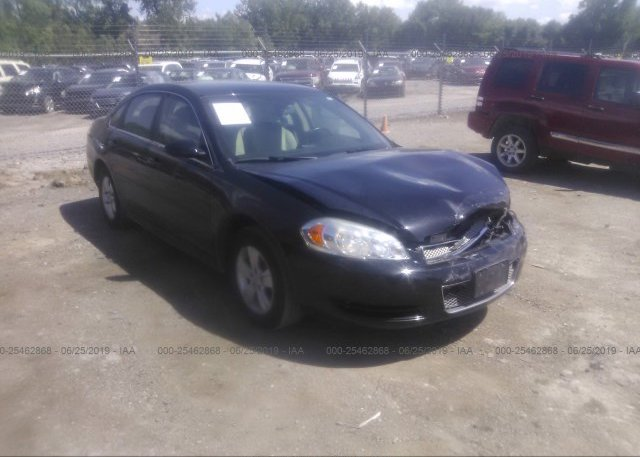 Inventory #306558260 2014 Chevrolet IMPALA LIMITED