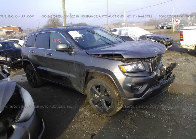 Inventory #602216512 2015 JEEP GRAND CHEROKEE