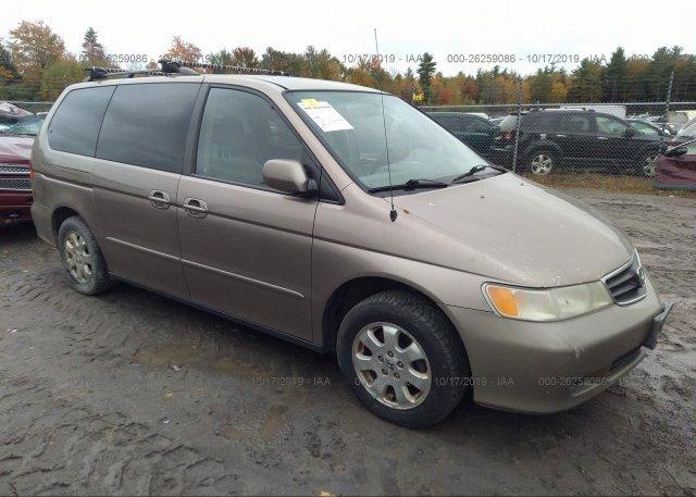 Inventory #770798421 2004 Honda ODYSSEY