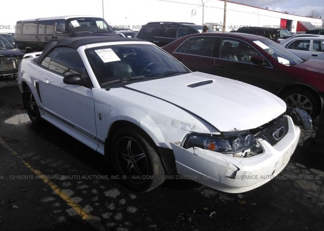 Inventory #642581122 2001 FORD MUSTANG