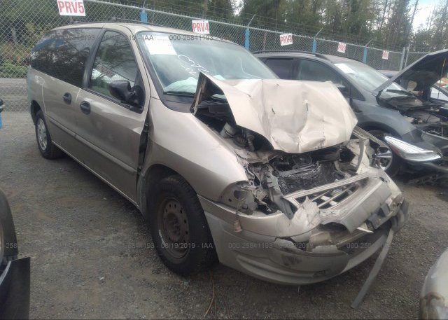 Inventory #538626352 2000 FORD WINDSTAR