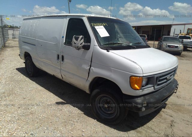 Inventory #354589304 2006 FORD ECONOLINE
