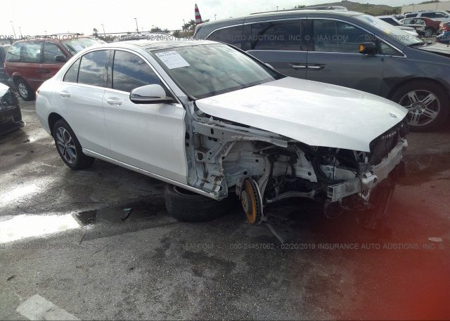 Inventory #195923517 2016 Mercedes-benz C