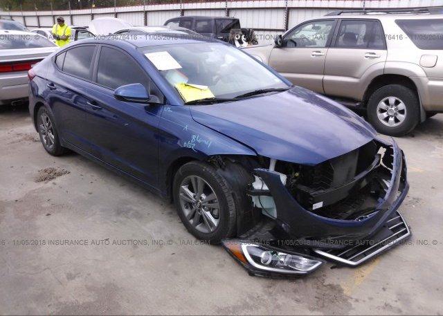 Inventory #372758793 2017 Hyundai ELANTRA