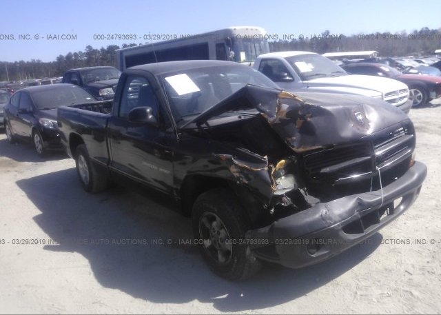 Inventory #858520901 2002 Dodge DAKOTA