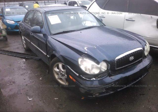 Inventory #184038121 2005 Hyundai SONATA