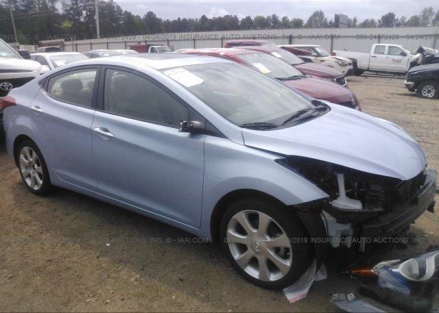 Inventory #769636618 2013 Hyundai ELANTRA