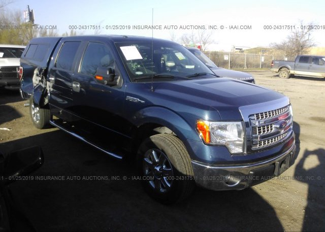Inventory #642831768 2013 FORD F150
