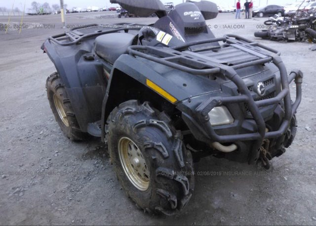 Inventory #154582904 2007 CAN-AM OUTLANDER