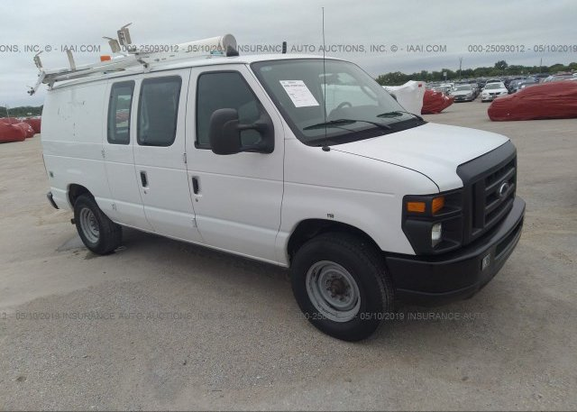 Inventory #976113330 2011 FORD ECONOLINE