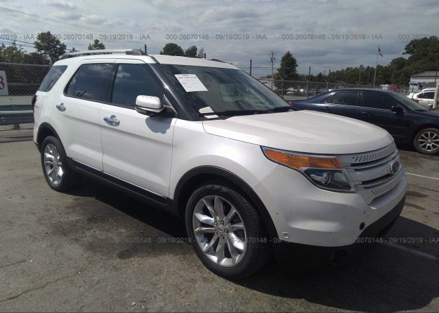 Inventory #820583450 2014 FORD EXPLORER