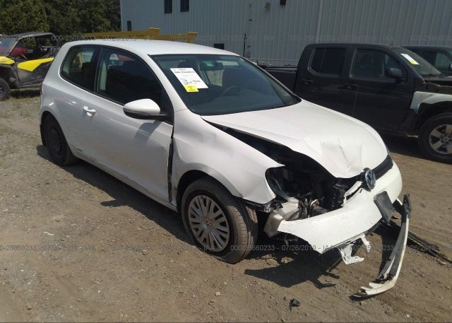 Inventory #273883753 2013 Volkswagen GOLF