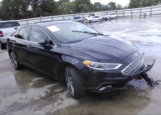 Inventory #523208275 2017 FORD FUSION