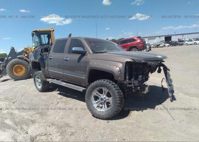 Inventory #282864073 2014 Chevrolet SILVERADO