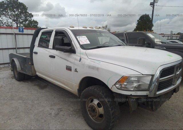 Inventory #450147289 2012 DODGE RAM 3500