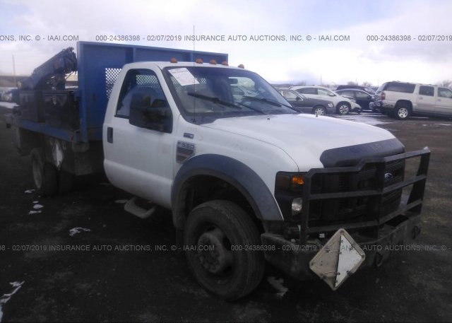 Inventory #188663793 2008 FORD F550